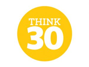 think30 logo